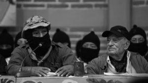 México: González Casanova se convierte en el comandante Pablo Contreras