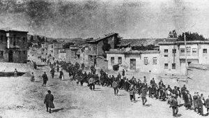 ¿Qué fue el genocidio armenio?