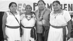 Marichuy y Teresa: mujeres con cargo