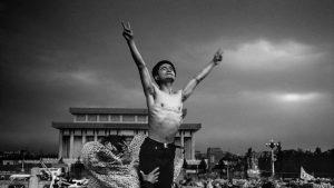Las protestas de la plaza de Tiananmén