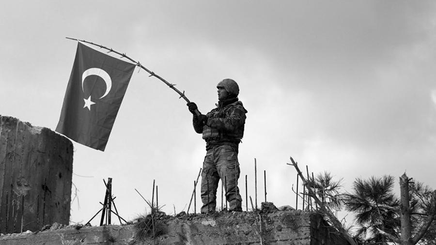 Turquia-Afrin