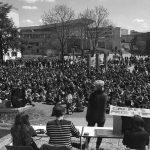 Francia: con asambleas y movilización los estudiantes desafían a Macron
