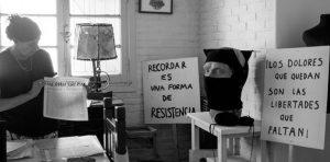 Deodoro insurgente. Entrevista con Cristina Kikí Roca