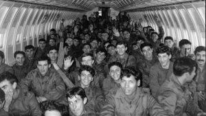 Juicio por torturas a conscriptos durante la guerra de Malvinas