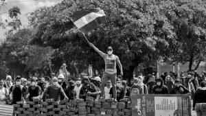 Ochenta mil personas se movilizaron en Managua en rechazo a la represión
