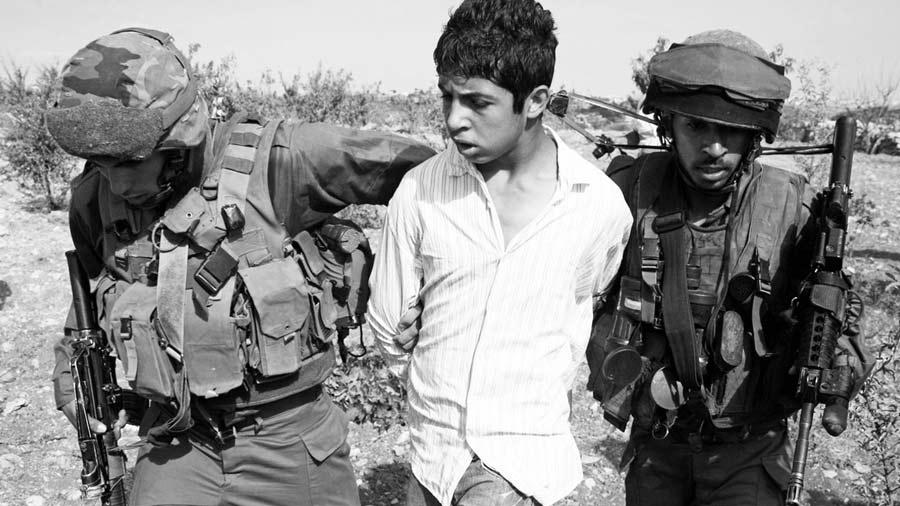 niñes-palestinos