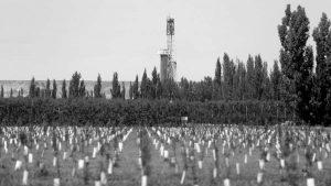 El drama de vivir al lado de un pozo de fracking en Allen