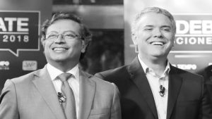 Colombia elige presidente en segunda vuelta
