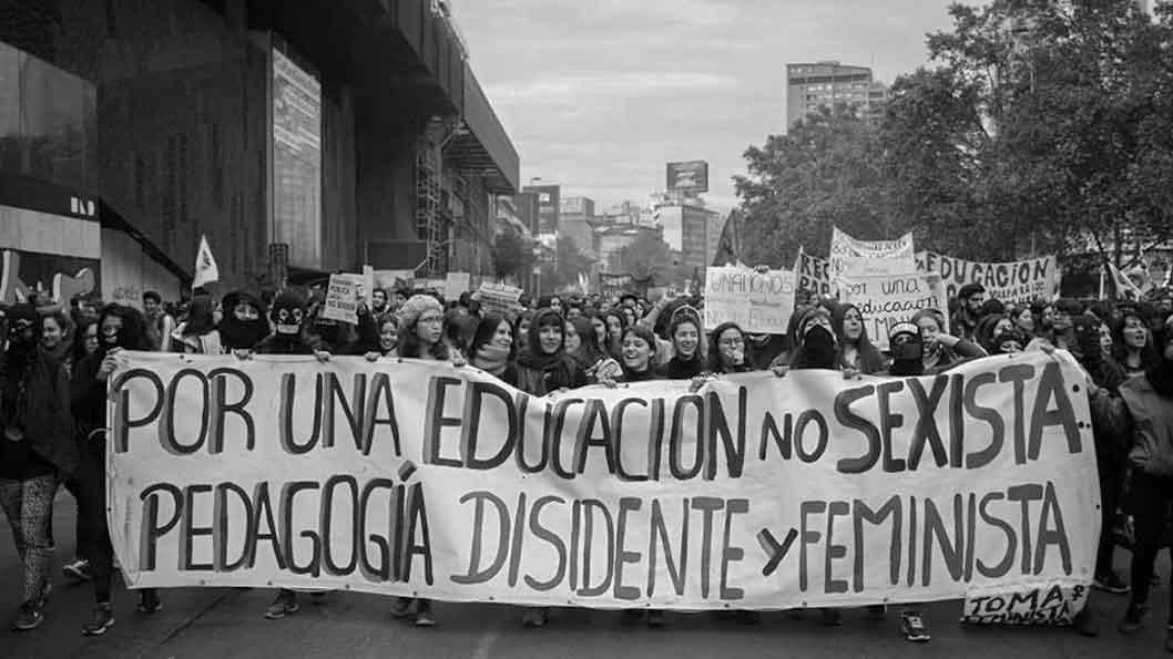 Resultado de imagen para mayo feminista chile