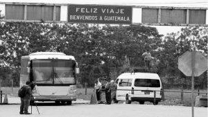 Guatemala y México: la muerte neoliberal en ambos lados del Suchiate