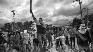Honduras: comandos insurreccionales contra la dictadura
