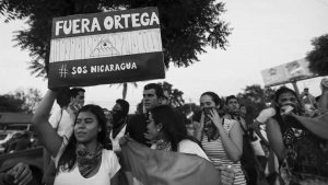 Manifiesta Feminista Comunitaria y Popular desde Abya Yala por Nicaragua