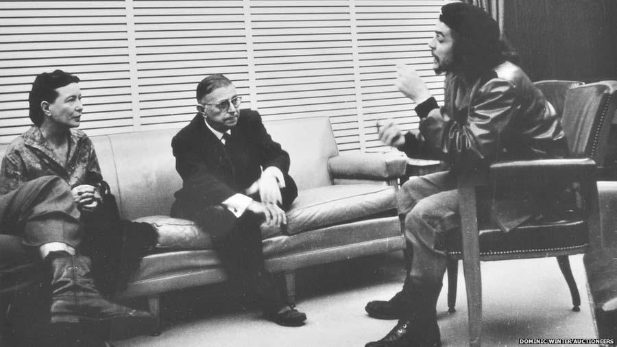 Sartre-Che-Guevara-Simon-beauvoir