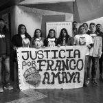 El juicio por el asesinato de Franco Amaya llega a su fin