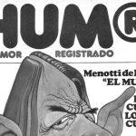 Se relanzó la Ley Cascioli: la memoria de HUMOR, para darle futuro a las revistas culturales autogestivas