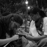 Línea Peluda: dibujantas unidas por el aborto legal, seguro y gratuito