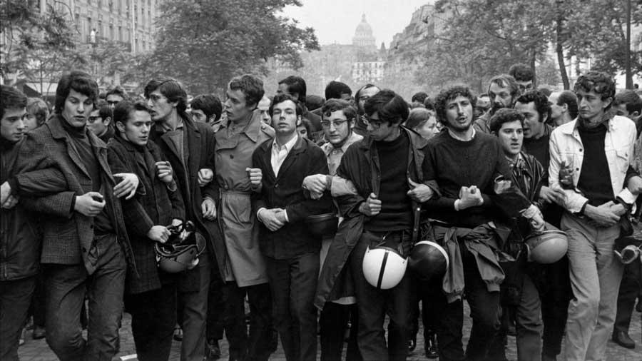 mayo-frances-revolucion-protesta-1968-estudiantes-jovenes