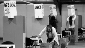 Polos opuestos en la segunda vuelta electoral colombiana