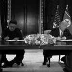 La tensa paz entre Estados Unidos y Corea del Norte