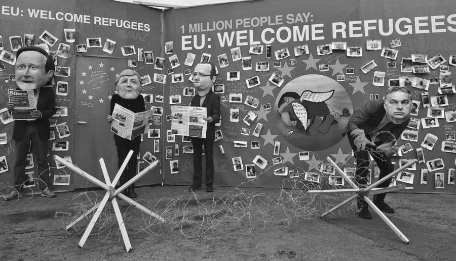 Europa-refugiados-sirios-la-tinta