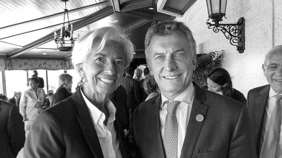 Macri_Lagarde-FMI-ajuste-deficit