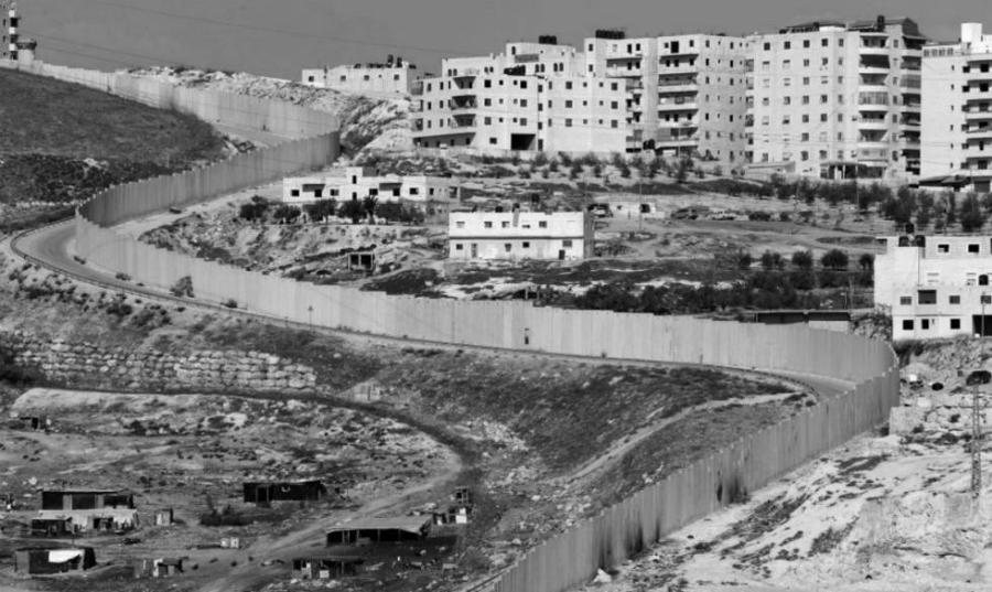 Palestina-Israel-muro-de-separación-la-tinta