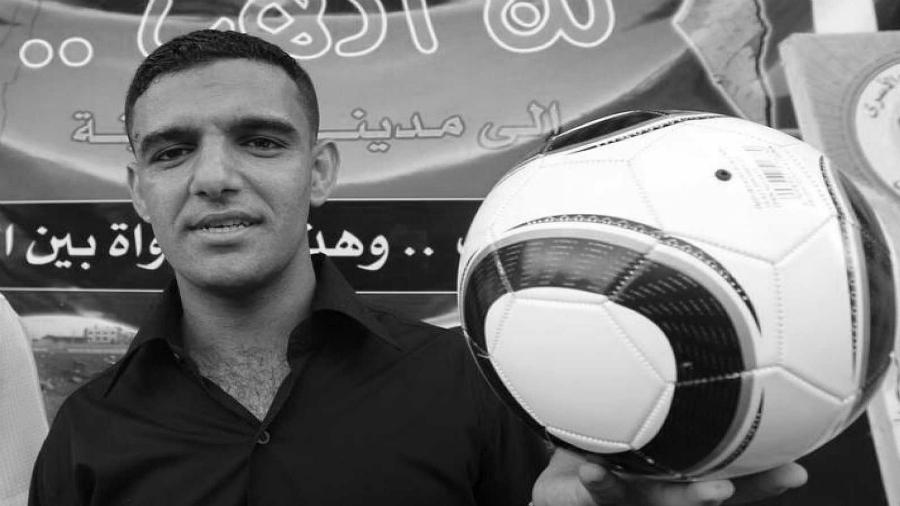 Palestina-futbol-Mahmoud-Sarsak-la-tinta