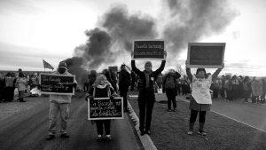 Paro de estatales pone en jaque al Gobierno de Chubut