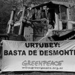 Desmontes en Salta: empresario macrista amenazó de muerte a integrantes de Greenpeace
