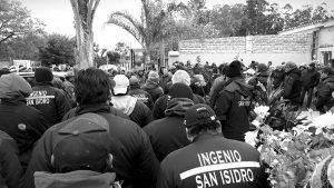 Trabajadores del ingenio San Isidro quieren recuperar su fuente laboral