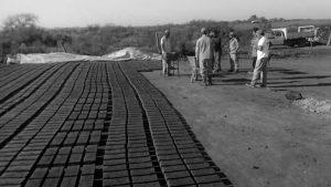 Ladrilleros entrerrianos construyen su propia historia