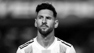 Messi, el partido que gana Palestina