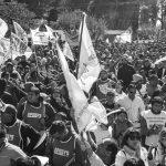 Movilizados bajo cero. Una ola de tomas de edificios públicos en Chubut