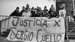 """Justicia para Sergio Cuello: """"Valemos más que las balas que nos matan"""""""