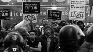 """""""El macrismo persiguió a los gremios con vía libre para los despidos"""""""