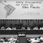 Desde Cuba, crecen las voces rebeldes en el Foro de Sao Paulo