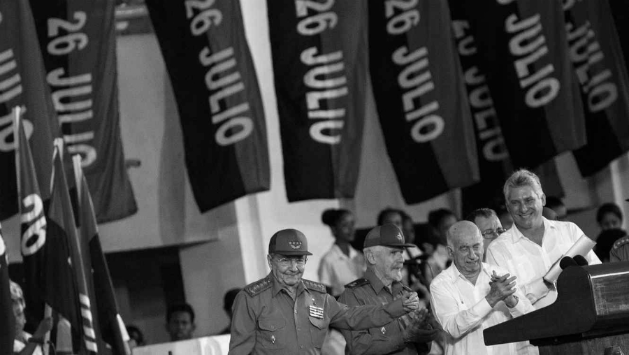 Cuba-Raul-Castro-Moncada-la-tinta