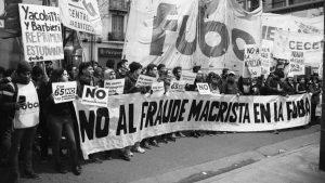 La FUBA: otra víctima del fraude de Cambiemos