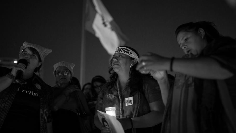 Guatemala-Lolita-Chavez-marcha-la-tinta