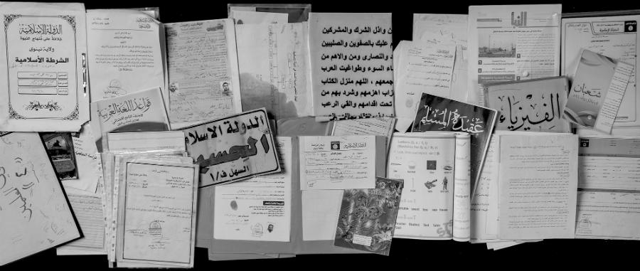 ISIS-Irak-documentos-la-tinta