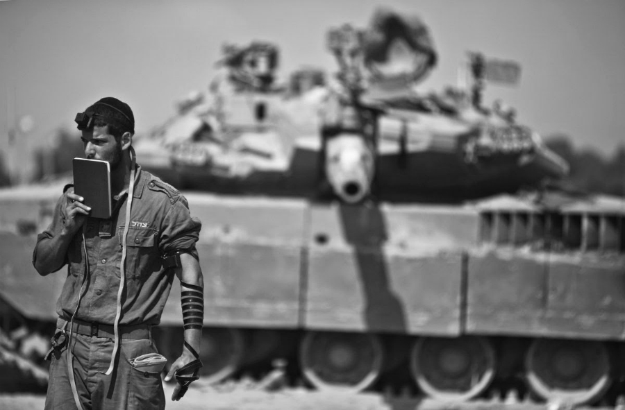 Israel-ejercito-Gaza-la-tinta