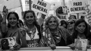 """""""Necesitamos que nuestras organizaciones sean la puerta de entrada para militar el feminismo"""""""