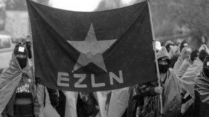 """EZLN: """"¿Por qué no nos dejan en paz y siguen celebrando su 'triunfo'?"""""""