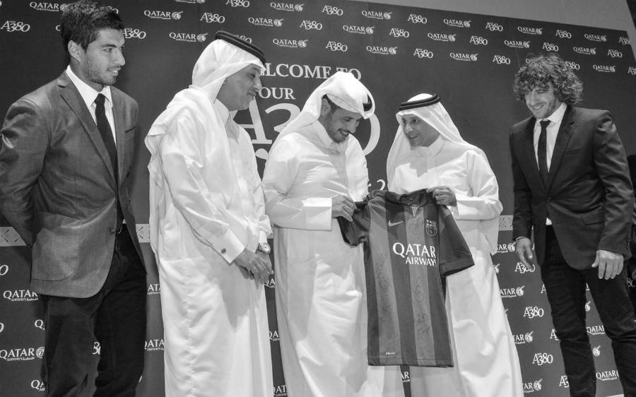 Qatar-Barcelona-futbol-la-tinta