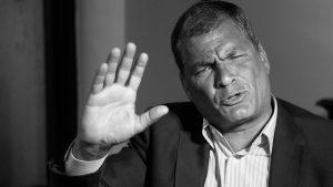 "Rafael Correa: ""La estrategia es matarme o meterme preso"""