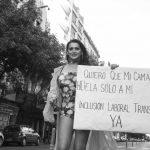 Cupo laboral travesti-trans: el proyecto de ley Diana Sacayán entró al Congreso