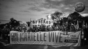 """Cumbre de base: """"Somos el grito de Santiago y Marielle"""""""