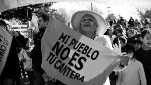 Audiencia pública en Paravachasca: mi pueblo no es tu cantera