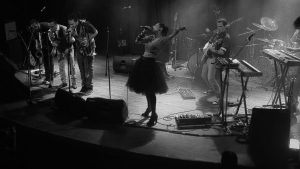 Mamita Peyote: disfrute y laburo musical