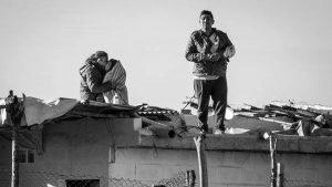 No olvidamos: Barrio Parque Esperanza resiste